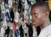 Belony Elice, vendeur de chaussures