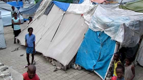 Camp Canapé-Vert