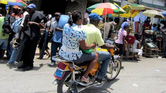 Le phenèmene de Taxi-moto